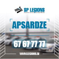 SP Legions Apsardze